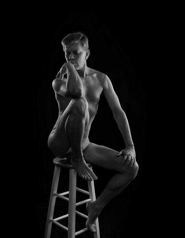 Triangles Artistic Nude Photo by Photographer rdp