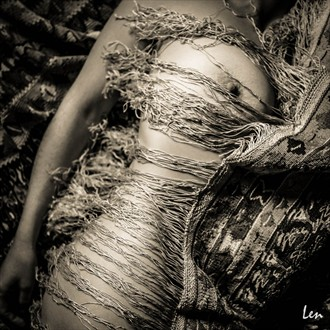 Tribal Kilims Artistic Nude Photo by Model SierraMalevich