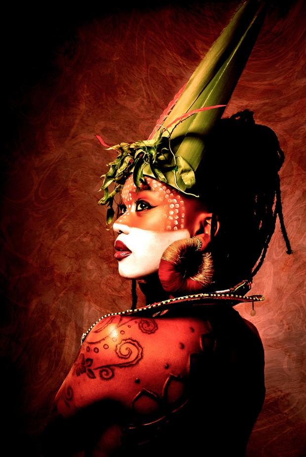 Tribal Tattoos Photo by Photographer Simon