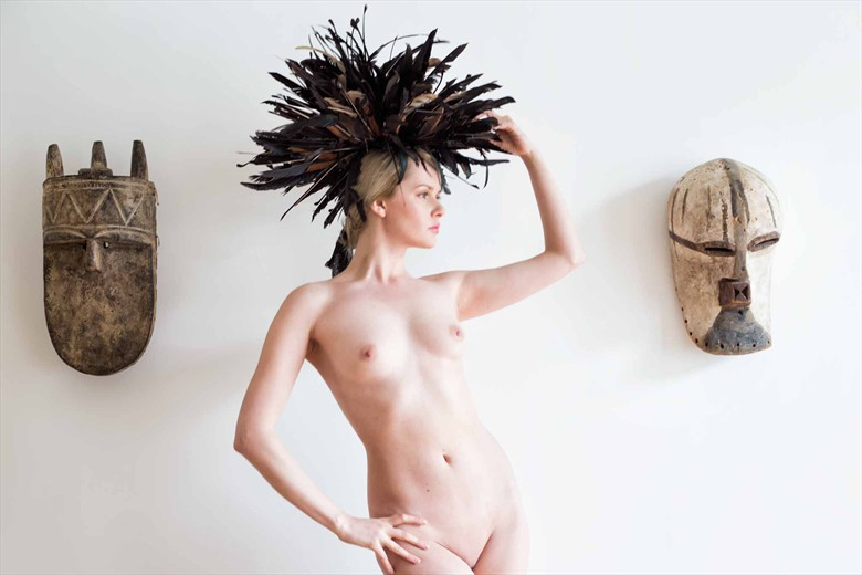 Tribe %232 Artistic Nude Photo by Photographer BenErnst