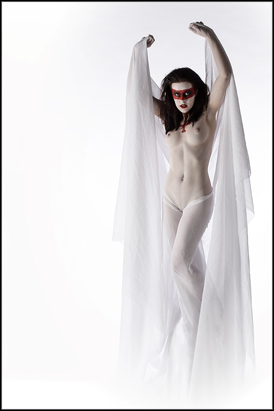 Tribute to Heavy Metal Artistic Nude Photo by Photographer Magicc Imagery