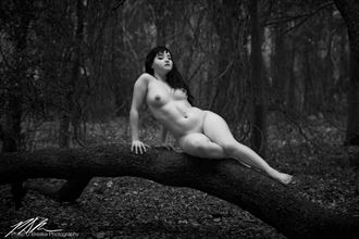 Trixie at Indian Lake State Forest, Ocala Artistic Nude Photo by Photographer PDBreske Photography