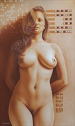 Truth Artistic Nude Artwork by Artist A.D. Cook