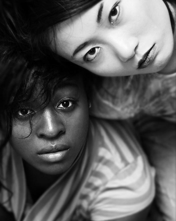 Twins Close Up Photo by Photographer Shabaka