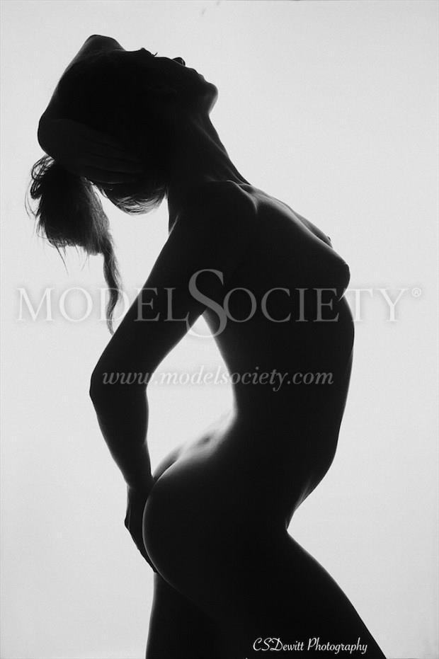 Twisted Artistic Nude Photo by Photographer CSDewitt Buck