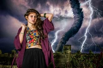 Twisted Skies Fashion Photo by Photographer Manannan Fotografix