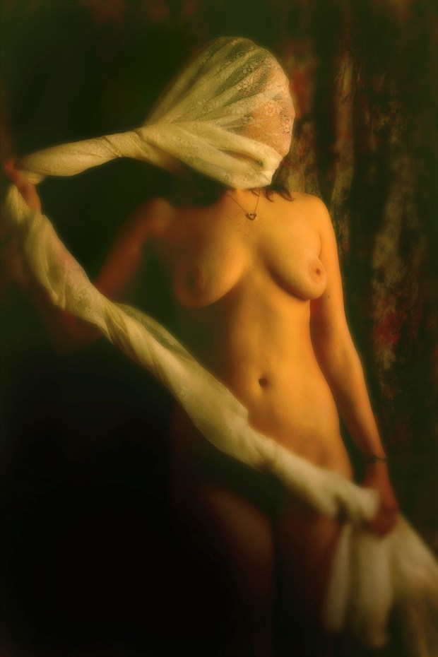 Twisted mask Artistic Nude Photo by Photographer Joe Klune Fine Art