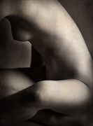 Twisting Torso Study Artistic Nude Photo by Photographer Tmon13