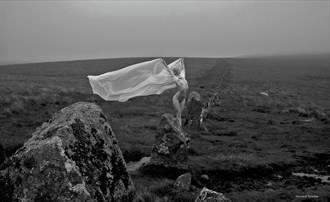 Twixt Heaven and Earth Artistic Nude Photo by Photographer Howard Nowlan