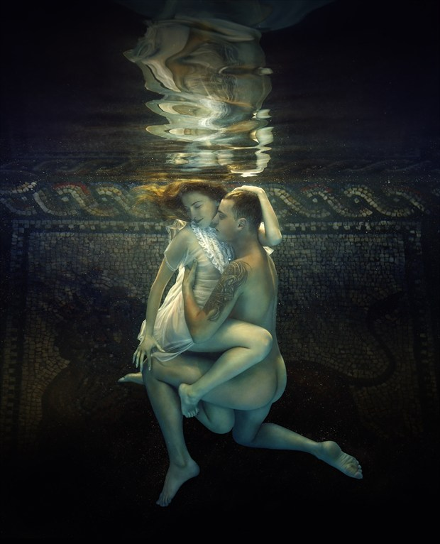 Two Artistic Nude Photo by Photographer dml