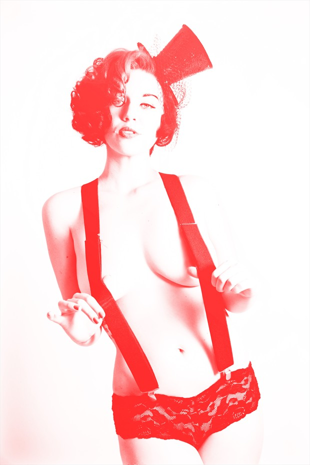 Two Dee Lingerie Photo by Photographer Cactusprick