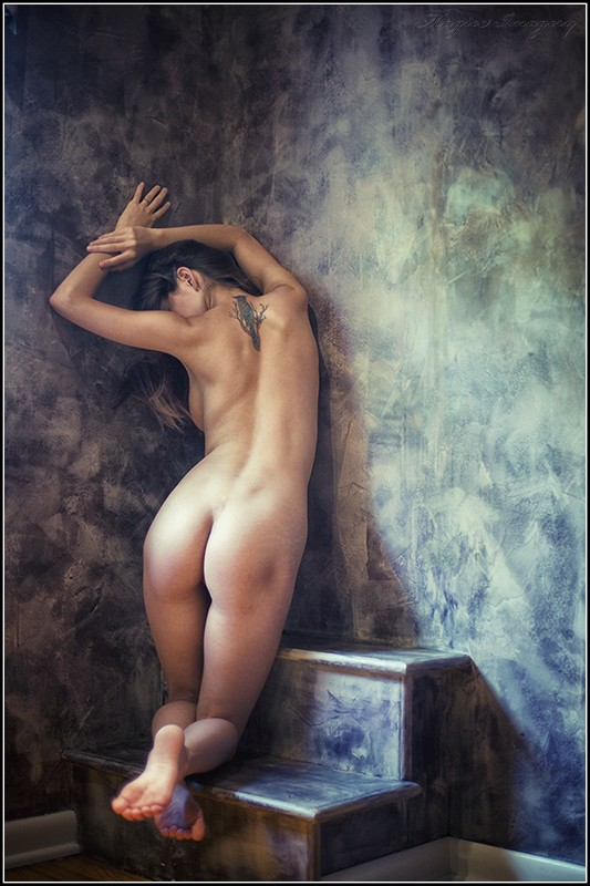 Two Step Artistic Nude Photo by Photographer Magicc Imagery