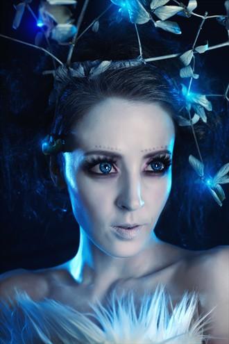 UNDER THE SIREN'S SPELL Fantasy Photo by Photographer Necrania Chmurella