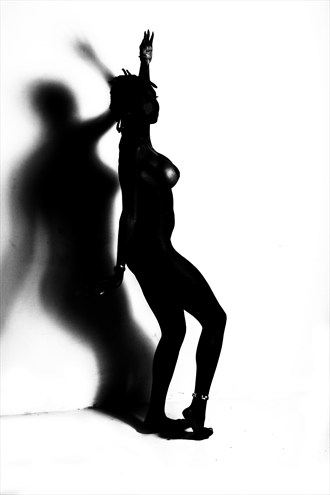 UNTITLED 2 Artistic Nude Artwork by Photographer VisualVibe