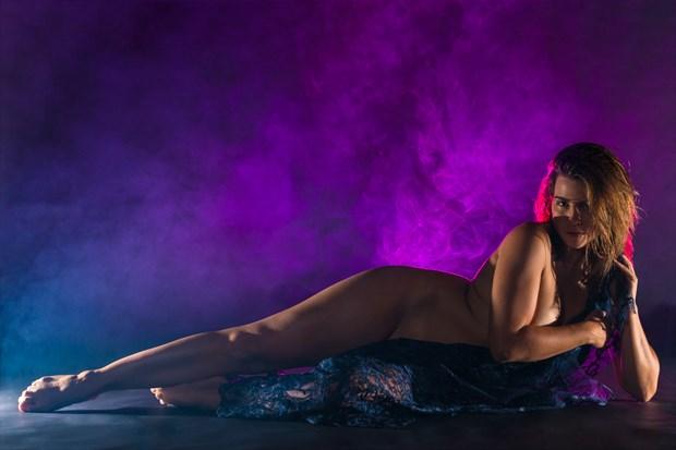 Ultra Artistic Nude Photo by Model Charlotte Dell'Acqua