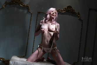 Una on Trianon Artistic Nude Photo by Photographer Black Label Boudoir