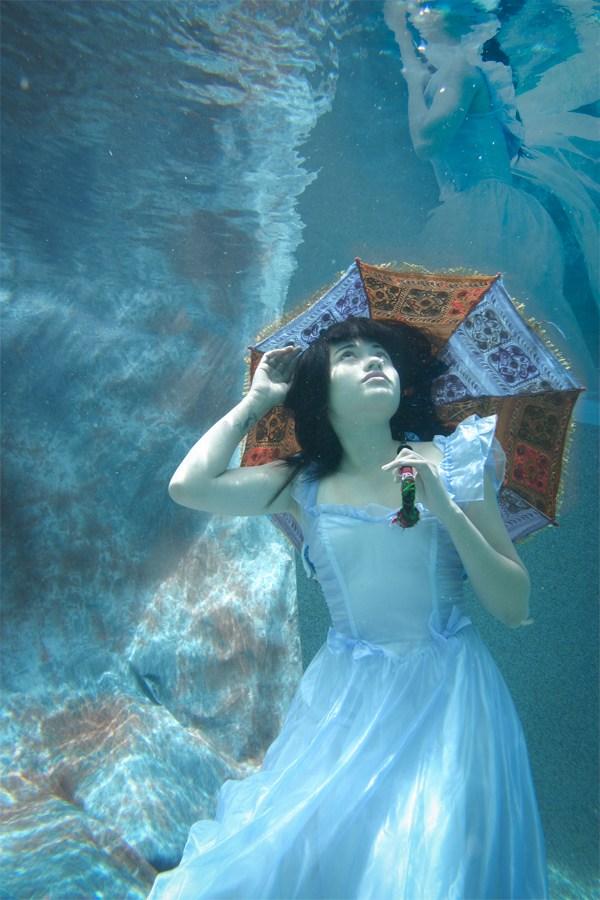 Under the Ocean Natural Light Artwork by Photographer TedGlen