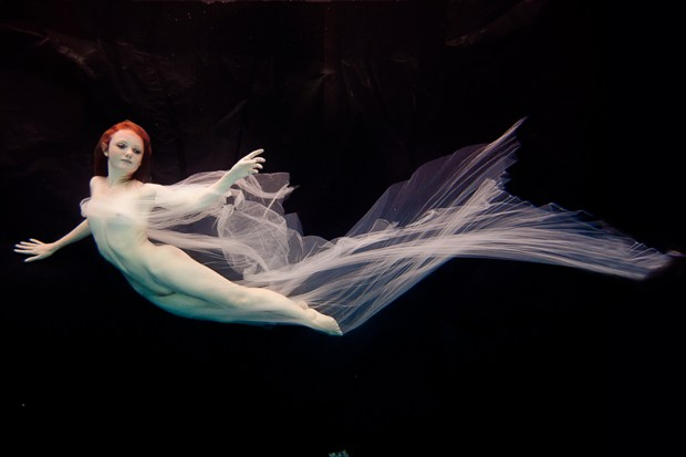 Underwater Dreaming XX1 Surreal Photo by Photographer Christopher Meredith