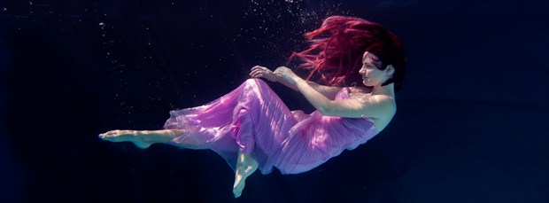 Underwater Dreaming XX1V Surreal Photo by Photographer Christopher Meredith