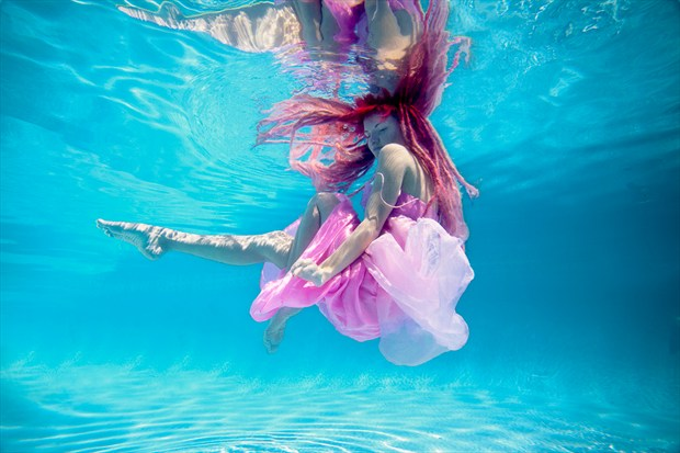Underwater Dreaming XXV Surreal Photo by Photographer Christopher Meredith