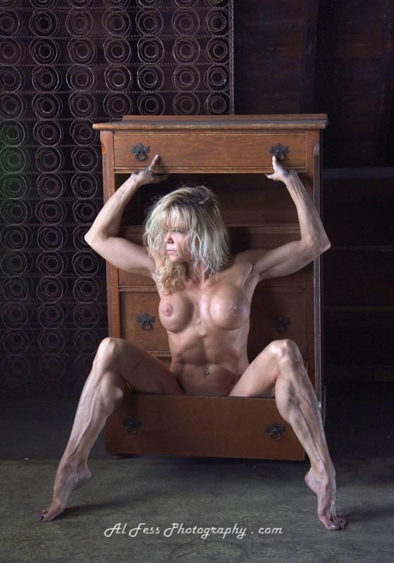 Undresser Artistic Nude Photo by Photographer Al Fess