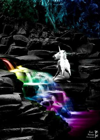 Unicorn Sighting  Artistic Nude Photo by Photographer Zen Panda