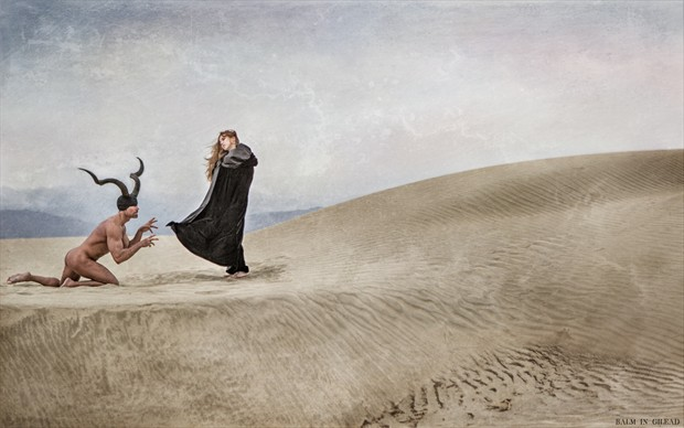 Union of solitary beasts of burden Artistic Nude Photo by Photographer balm in Gilead