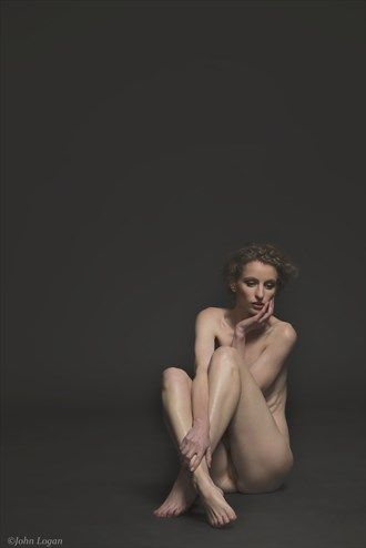 Unsure Artistic Nude Photo by Photographer John Logan