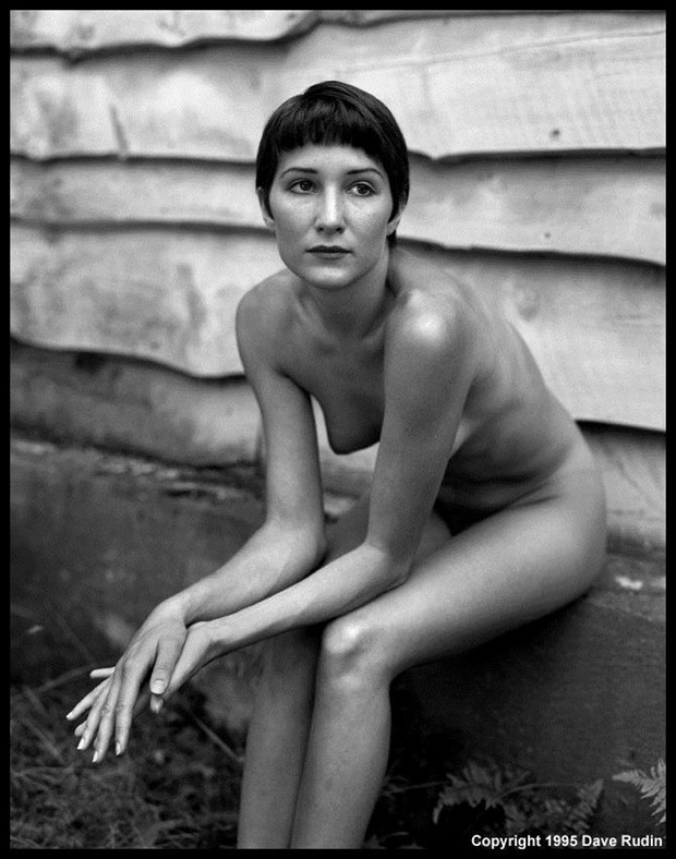 Untitled Nude, 1995 Artistic Nude Photo by Photographer Dave Rudin