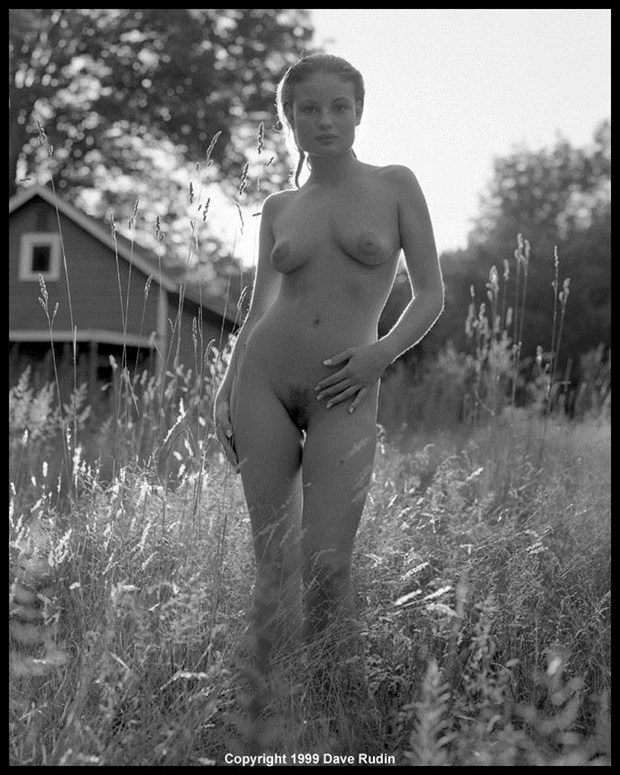 Untitled Nude, 1999 Artistic Nude Photo by Photographer Dave Rudin