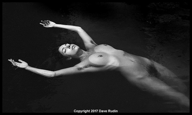 Untitled Nude, 2017 Artistic Nude Photo by Photographer Dave Rudin