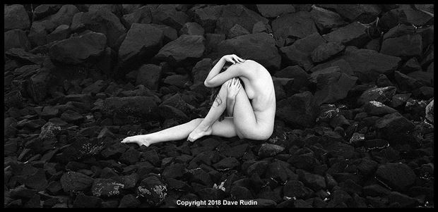 Untitled Nude, 2018 Artistic Nude Photo by Photographer Dave Rudin