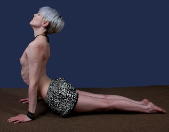Uplifting Artistic Nude Photo by Photographer Neil Jacobson