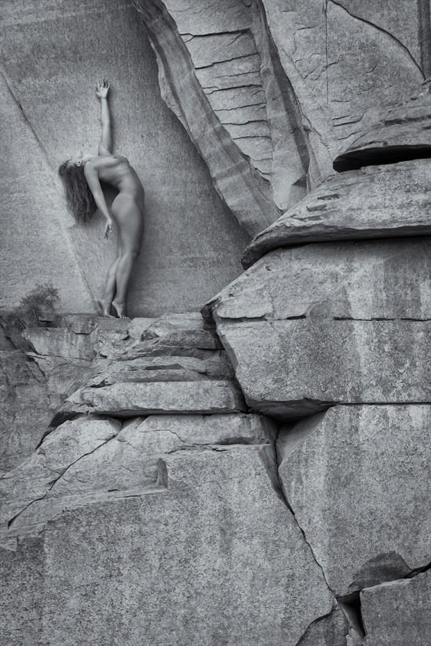 Upper Left Quadrant Artistic Nude Photo by Photographer Inge Johnsson