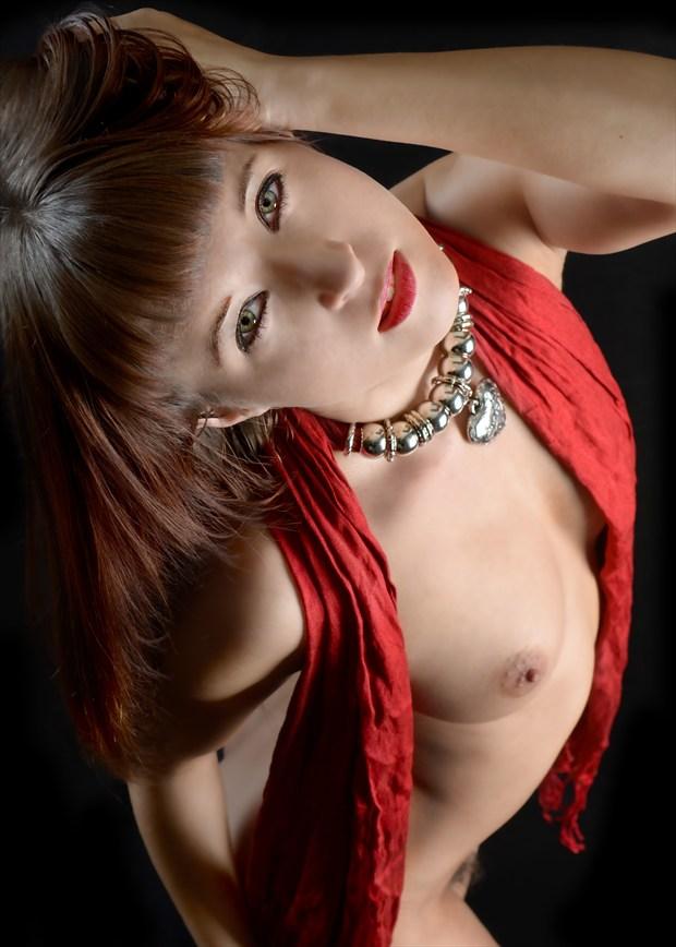 Upward Artistic Nude Photo by Photographer Kor