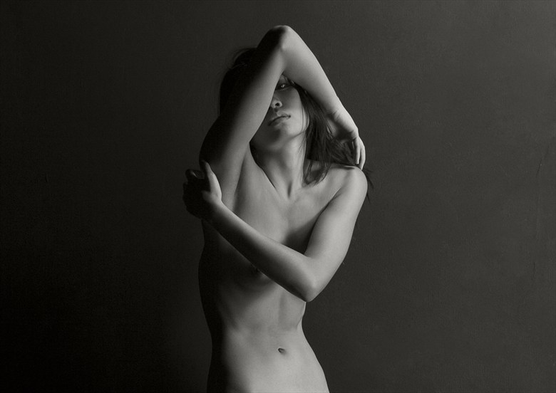 V. Artistic Nude Photo by Photographer Adrian