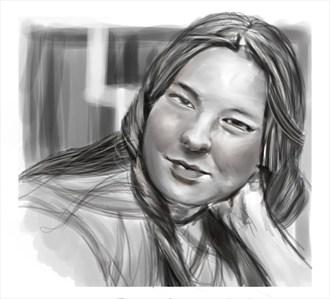 Value study Digital Artwork by Artist LovelyDay