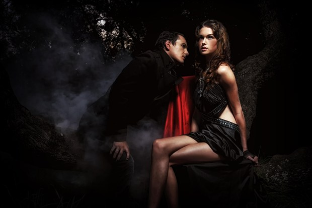 Vampire 1 Surreal Photo by Photographer Omega Photography