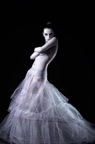 Vampire Surreal Photo by Model Luna Nera