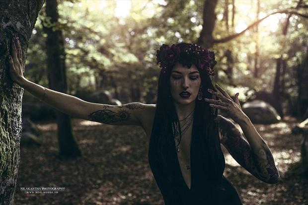 Vampire V Fantasy Photo by Photographer Nilakantha