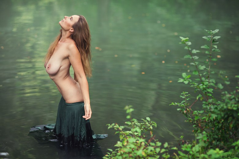 Vassanta Artistic Nude Photo by Photographer JAE
