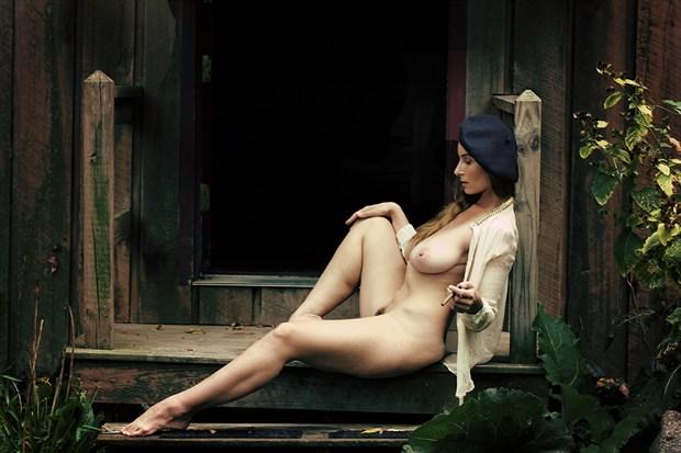 Vassanta Artistic Nude Photo by Photographer SteveLease