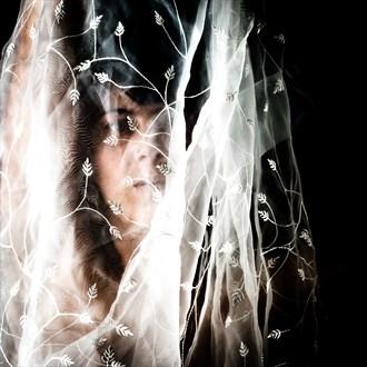 Veil Portrait Photo by Photographer Xander