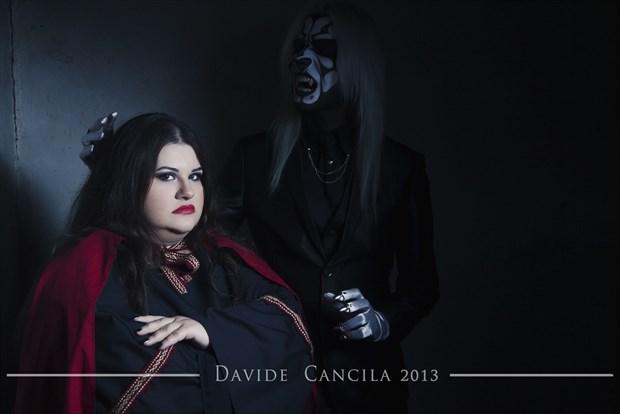 Vendetta Fantasy Photo by Model Assilem Ozzehg