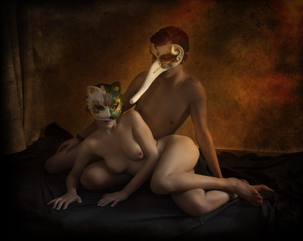 Venetian fantasy I Artistic Nude Photo by Photographer Jos%C3%A9 M. Mendez