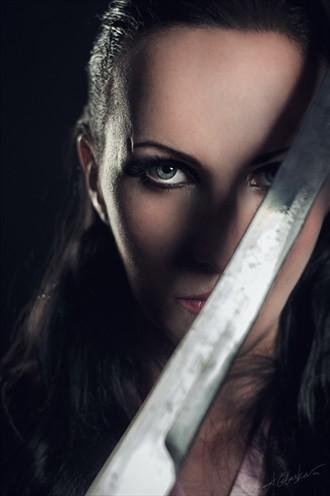 Vengeance shall be mine Close Up Photo by Photographer Antonia Glaskova