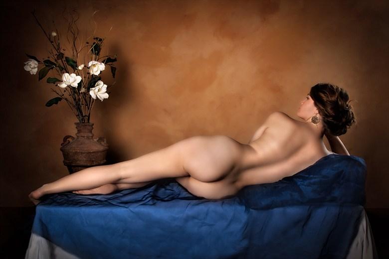 Venus Magdalena %231 Artistic Nude Photo by Photographer Vincent Isner