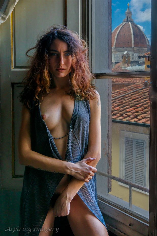 View from My Window No. 3 Artistic Nude Photo by Photographer Aspiring Imagery