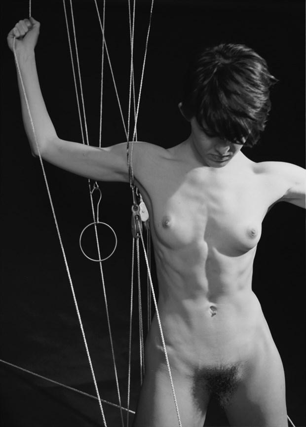 Voyeur %23151 Artistic Nude Photo by Photographer Craig McMonigal