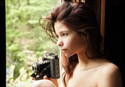 Viewfinder Soft Focus Photo by Model S nia